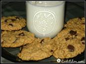 Oatmeal Cookies #2 Revised